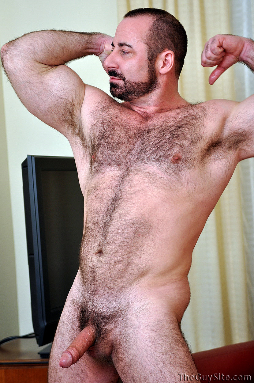 from Chase free gay hairy muscle